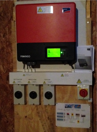 clifton road inverter
