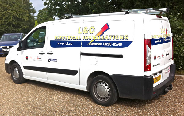 Guaranteed electrical installations